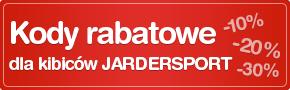 Kody rabatowe dla kibic�w JARDERSPORT
